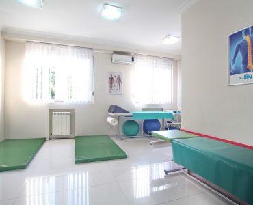 Kabinet za fizikalnu medicinu - Višegradska 20 - Euromedik